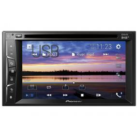 Multimedia receiver for cars from PIONEER - cheap price
