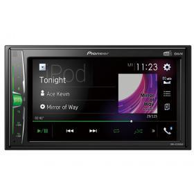 Multimedia receiver for cars from PIONEER: order online
