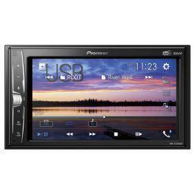 Multimedia-receiver voor auto van PIONEER: voordelig geprijsd