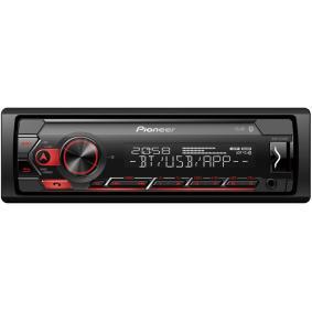 Stark reduziert: PIONEER Auto-Stereoanlage MVH-S320BT