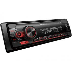 MVH-S320BT Stereos for vehicles