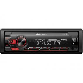Sisteme audio pentru mașini de la PIONEER - preț mic