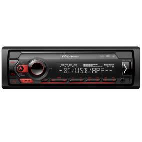 MVH-S420DAB Auto-Stereoanlage von PIONEER Qualitäts Autoteile