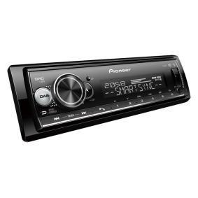 Stereoanläggning för bilar från PIONEER – billigt pris