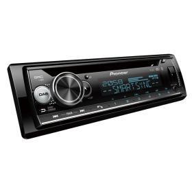 DEH-S720DAB Stereos voor voertuigen