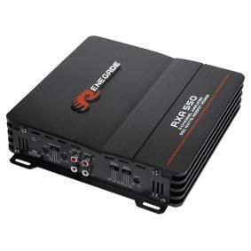 Amplificator audio pentru mașini de la RENEGADE: comandați online