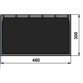 Stänkskydd för bilar från ALU-SV: beställ online