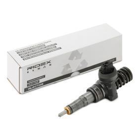 RIDEX REMAN Инжекционен клапан / инжекторна дюза / 3930I0004R