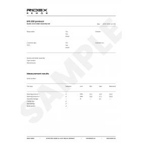 Инжекционен клапан / инжекторна дюза / (3930I0004R) производител RIDEX REMAN за VW Golf V Хечбек (1K1) година на производство на автомобила 10.2003, 105 K.C. Онлайн магазин