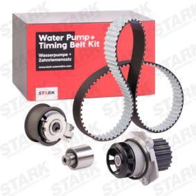 045121011BX für VW, AUDI, FORD, SKODA, SEAT, Wasserpumpe + Zahnriemensatz STARK (SKWPT-0750306) Online-Shop