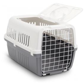 Transportbur för hund för bilar från SAVIC – billigt pris