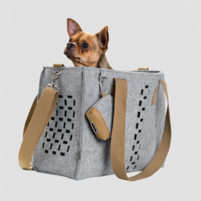 5061951 Tσάντα μεταφοράς σκύλου για οχήματα