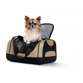 9107628 Torba transportowa dla psa do pojazdów