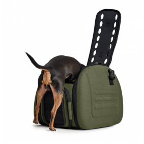 HUNTER Dog car bag 65714