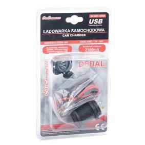 Nabíjecí kabel, autozapalovač pro auta od CARCOMMERCE: objednejte si online