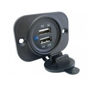 Charging cable, cigarette lighter for cars from CARCOMMERCE - cheap price