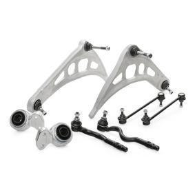 RIDEX 772S0270 Juego de reparación, brazo de suspensión OEM - 6783376 BMW, BMW (BRILLIANCE) a buen precio