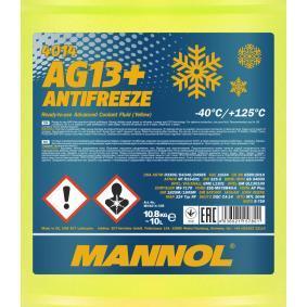 Nemrznoucí směs do chladiče MN4014-10 MANNOL
