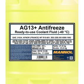 Nemrznoucí směs do chladiče MN4014-20 MANNOL