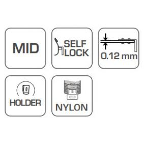 Hogert Technik Rolmaat, meetband HT4M423 online winkel