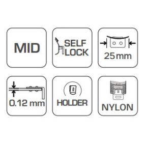 Hogert Technik Cinta métrica HT4M428 tienda online