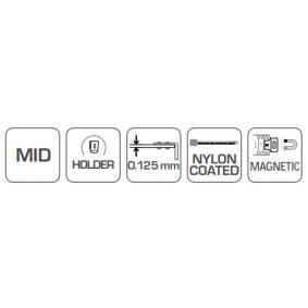 Hogert Technik Rolmaat, meetband HT4M432 online winkel
