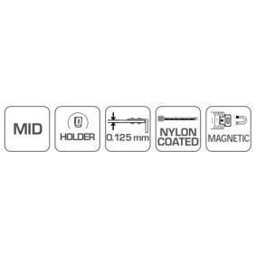 Hogert Technik Rolmaat, meetband HT4M433 online winkel