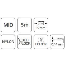Hogert Technik Tażma miernicza HT4M435 sklep online