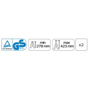 Hogert Technik Caballete de apoyo HT8G052 tienda online