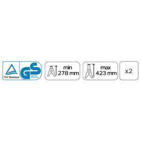 Hogert Technik Cavalete de apoio HT8G052 loja online