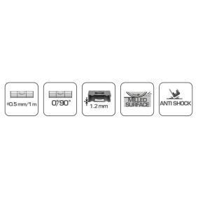 Hogert Technik Nivel de burbuja HT4M001-D tienda online