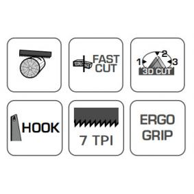 Hogert Technik Liżčí ocas HT3S206 online obchod