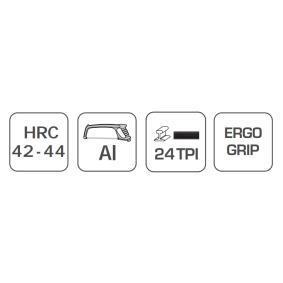 Hogert Technik Seghetto ad arco HT3S270 negozio online