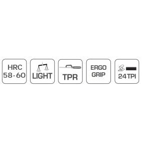 Hogert Technik Segueta HT3S274-D tienda online