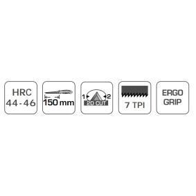 Hogert Technik Sierra con hojas circulares HT3S238 tienda online