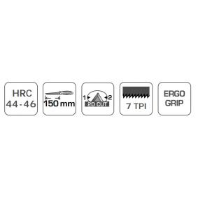 Hogert Technik Schrobzag HT3S238 online winkel