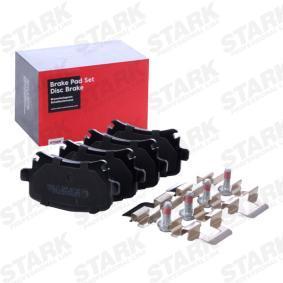 Bremsbelagsatz, Scheibenbremse STARK Art.No - SKBP-0012035 kaufen