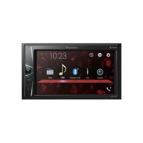 DMH-G220BT Multimediamottagare för fordon