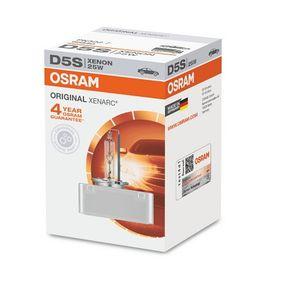 66540 Крушка с нагреваема жичка, фар за дълги светлини от OSRAM качествени части