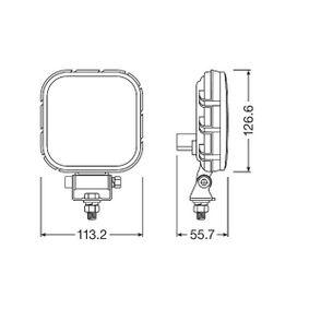 Reverse lights LEDDL109-WD OSRAM