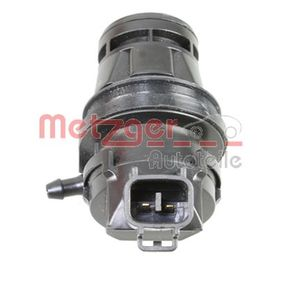 METZGER Motor agua limpiaparabrisas 2220115