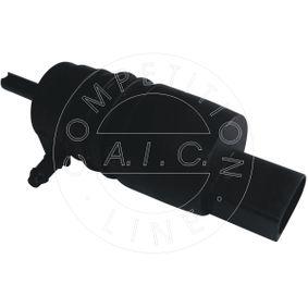 AIC Waschwasserpumpe, Scheibenreinigung A2108690921 für MERCEDES-BENZ, SMART bestellen