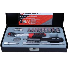 Jogo de ferramentas SE-2516 SELTA