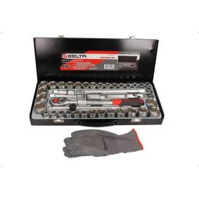 Kit de herramientas SE-4541 SELTA