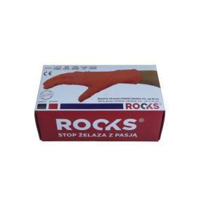 Guanti di gomma per auto del marchio ROOKS: li ordini online