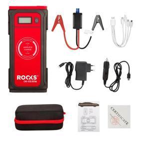 ROOKS Baterie, pomocné startovací zařízení OK-03.0016