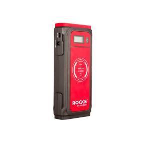 Baterie, pomocné startovací zařízení ROOKS originální kvality
