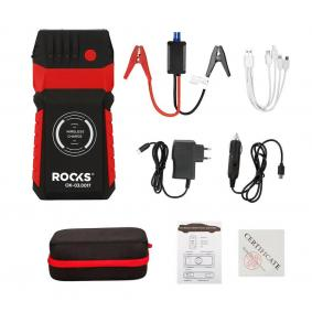 ROOKS Batterie, Starthilfegerät OK-03.0017