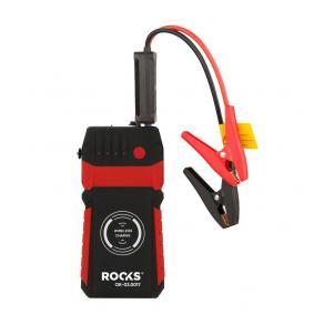 Батерия, стартиращо у-во за автомобили от ROOKS: поръчай онлайн