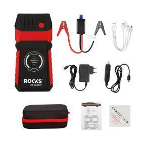 ROOKS Battery, start-assist device OK-03.0017